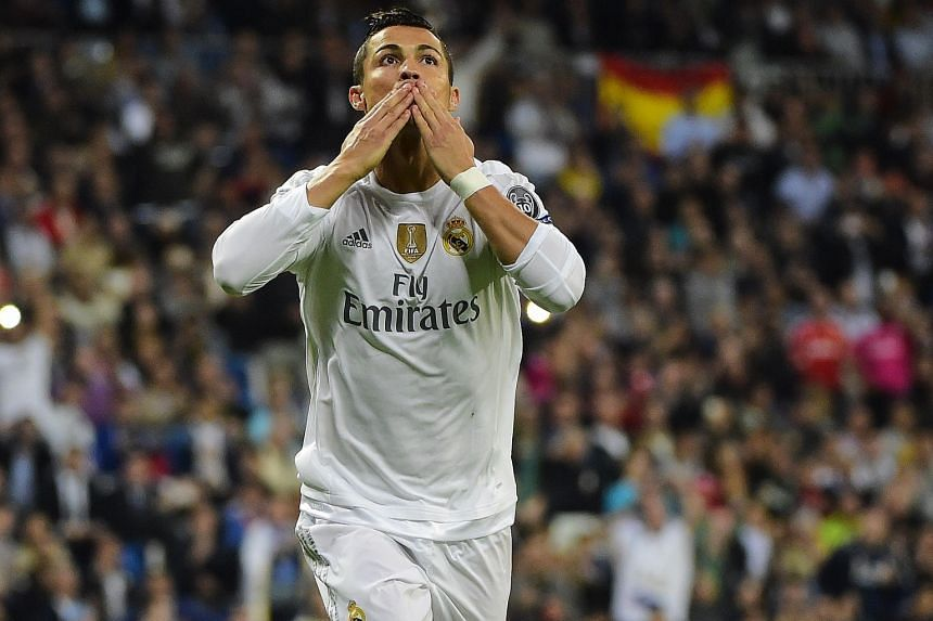Ronaldo brings his Champions League scoring record to 80, three more than his great rival Messi. He also replaces Figo as the top penalty scorer in the competition with 11.
