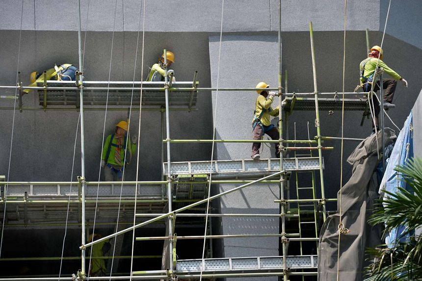 The construction sector still saw the highest number of workplace deaths with 10 in the first of this year.