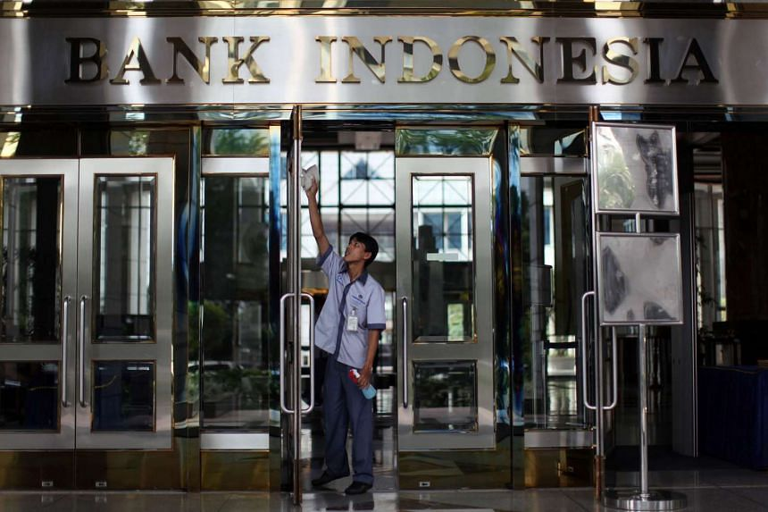 Bank Indonesia kept its benchmark policy interest rate unchanged as it tries to strike a balance between currency stability and economic growth.