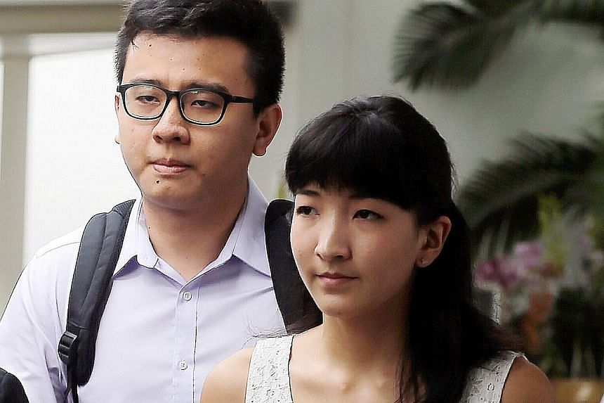Singaporean student Yang Kaiheng, 26, and his Japanese- Australian girlfriend Ai Takagi, 22, a law student at the University of Queensland, were charged in April with seven counts of sedition.