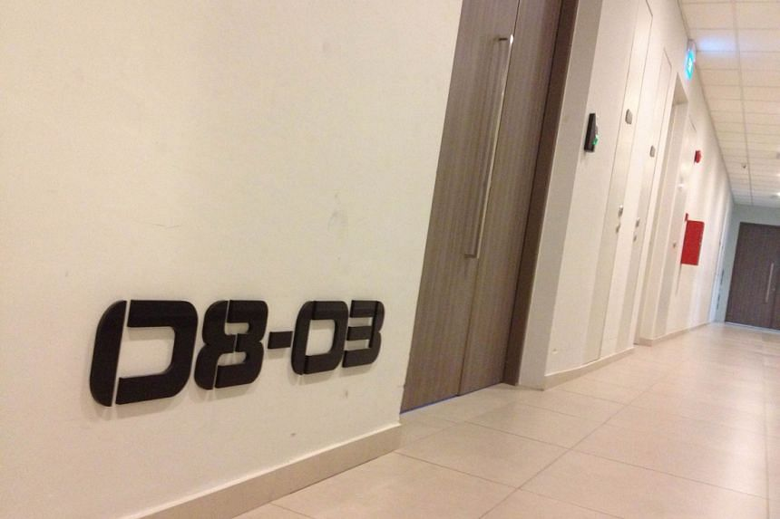 A visit by The Straits Times on Sept 16, 2015, to the company's listed address at CT Hub found the premises locked up, and nobody responded to the call system.