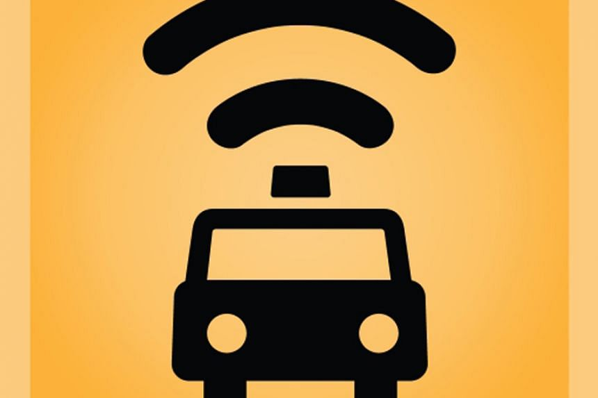 Logo for Easy Taxi.