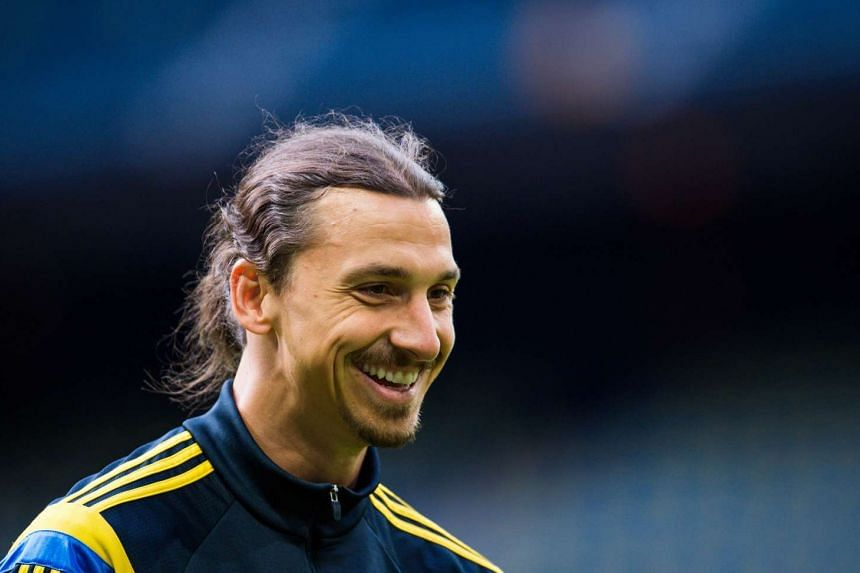 Ibrahimovic started his career in Malmo in 1999, playing two years with the club before signing for Dutch giants Ajax.