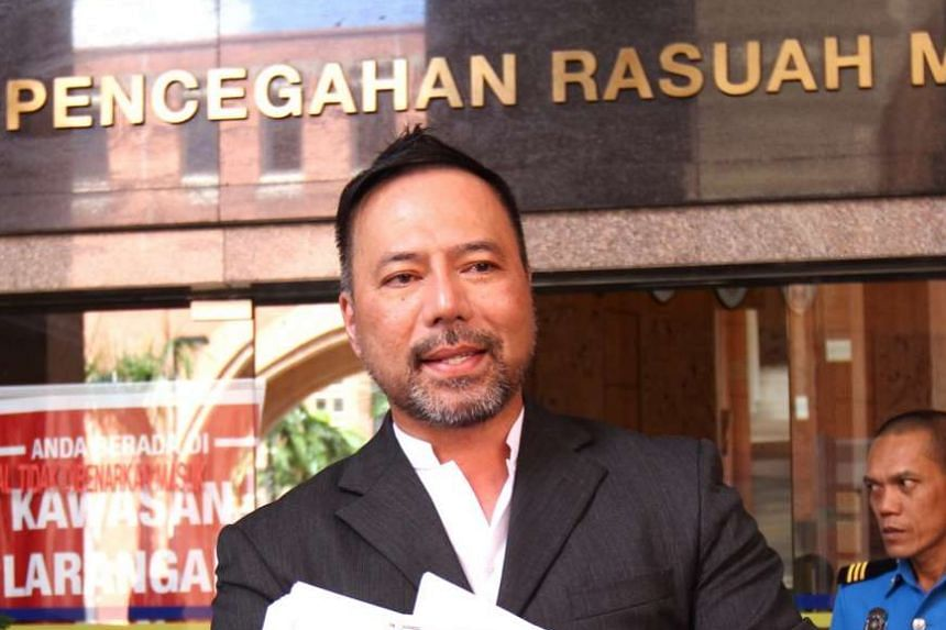 Khairuddin Abu Hassan was scheduled to meet agents from the Federal Bureau of Investigation on Monday.