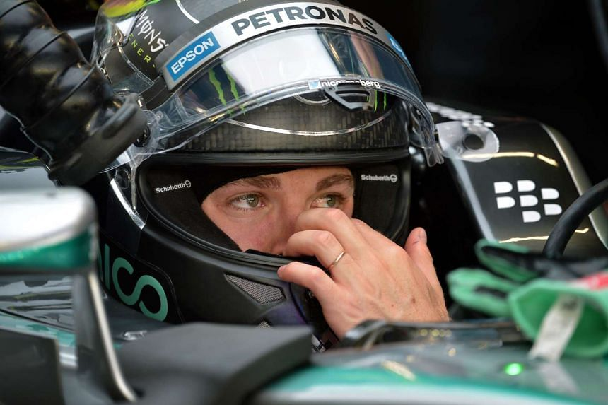 Nico Rosberg has to deploy final new engine for rest of season.