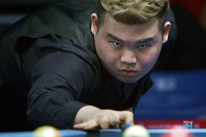 Aloysius Yapp put aside an unremarkable track record this season to do well in the World Nine-ball Championship where his scalps included world No. 2 Darren Appleton.