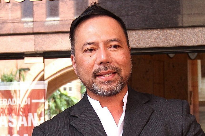 Mr Khairuddin Abu Hassan was sacked from his Umno post for being a bankrupt.