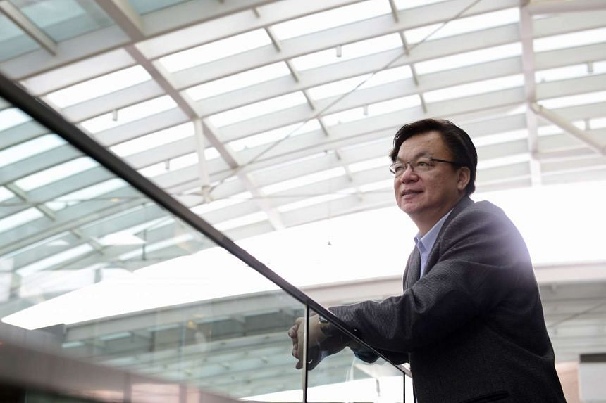 Singapore-listed SHS Holdings group chief executive Henry Ng .
