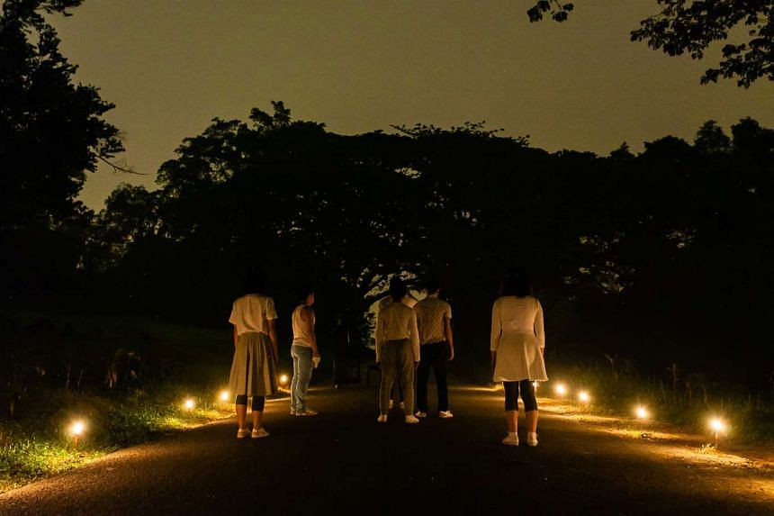 It Won't Be Too Long: The Cemetery (Dawn) by Drama Box took place at Bukit Brown Cemetery.