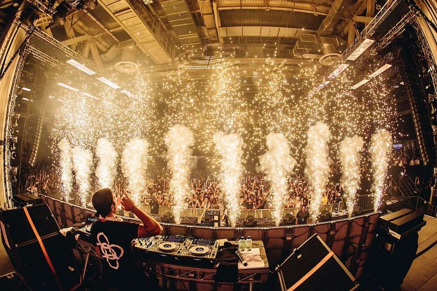 Road To Ultra made its debut in Singapore on Sept 19, 2015, with 11,000 people attending the show.