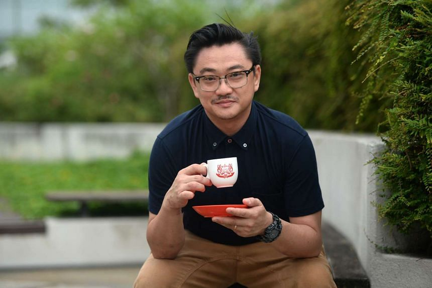 Mr Jahan Loh is the author of One Kopi At A Time, which explores Singapore's coffee culture.
