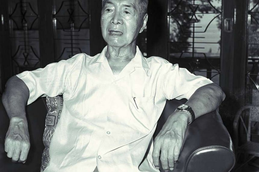 Dr Chen Su Lan set up the Chinese YMCA in 1945.