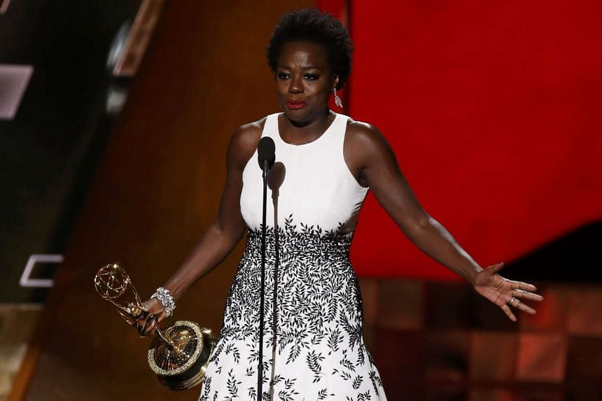 Viola Davis won the Emmy for Outstanding Lead Actress In A Drama Series for her role in ABC's How To Get Away With Murder.