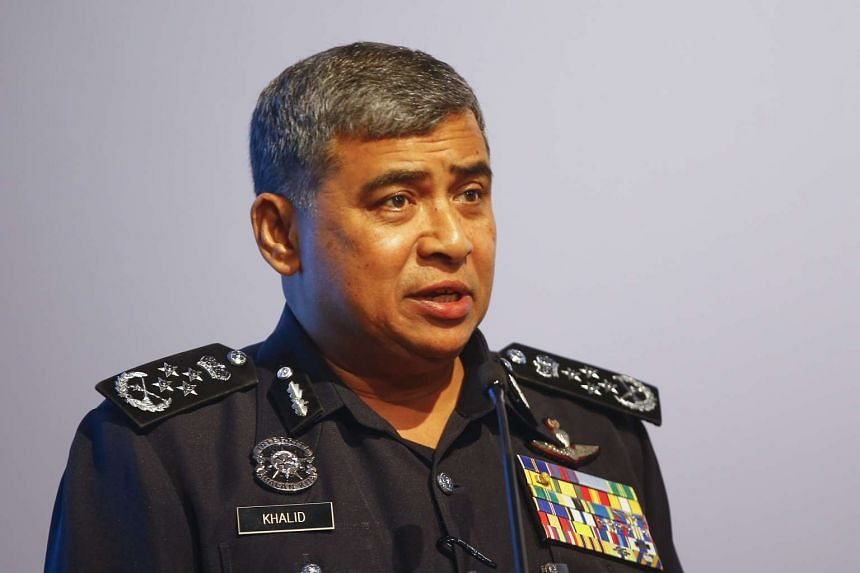Malaysian Police Inspector-General Khalid Abu Bakar said investigations into 1MDB are being carried out by the police, Malaysian Anti-Corruption Commission, Bank Negara and the Attorney-General's Chambers.