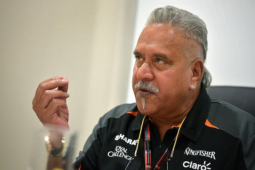 Vijay Mallya's vision is for Force India, currently fifth in the constructors' standings, to enter the top four next year and fight for podium spots in 2017.