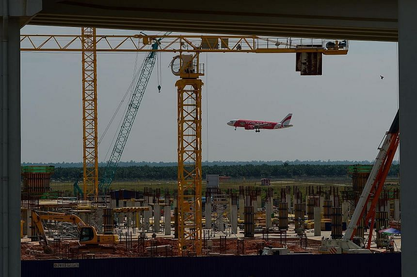 AirAsia's success hinged on its willingness to enter cross-border joint ventures as a minority partner.