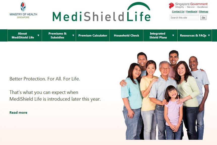 Those who are required to pay additional premiums when MediShield Life kicks in will be notified by the Central Provident Fund board via mail from now till late October.