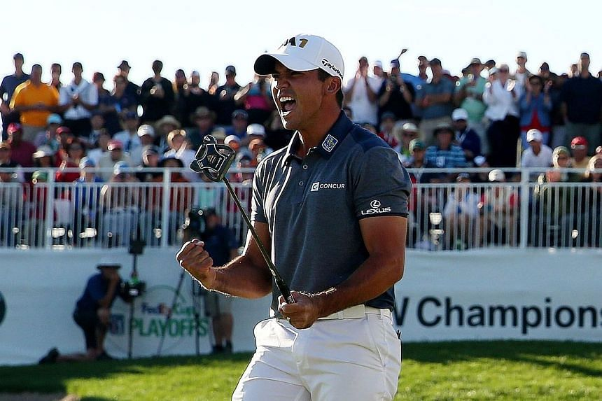 Jason Day secured the world No. 1 ranking after winning the final round of the BMW Championship in Illinois on Sunday.