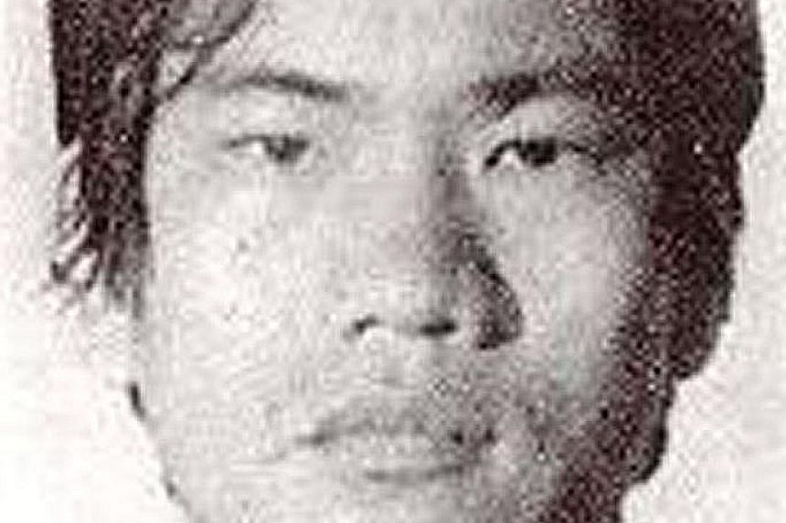Chin Sheong Hon, 65, seen here in a file photo, spent 30 years on the run in Thailand before he was extradited to Singapore in June 2013.