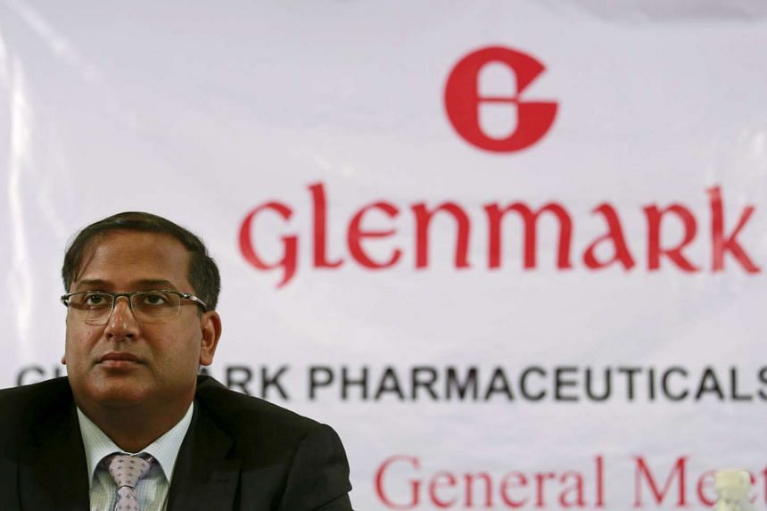 Glenn Saldanha, chairman and chief executive officer of Glenmark Pharmaceuticals Limited, listens to a question during the annual general meeting in Mumbai, India, Sept 22, 2015.