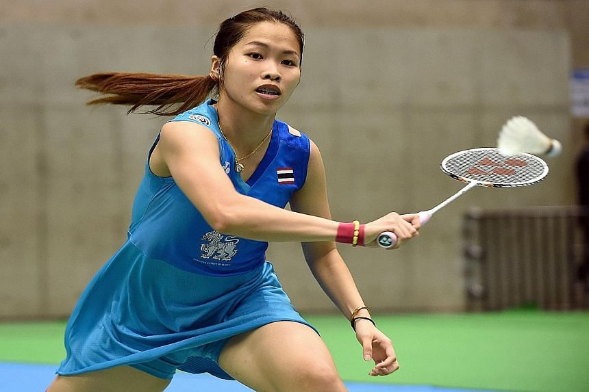 Thailand's Ratchanok Intanon may sport a short skirt, but a proposal to have all women's shuttlers wear skirts was axed in 2012.