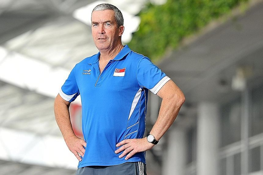National women's hockey coach David Viner sees the Women's Asian Challenge as a first test of his training methods.