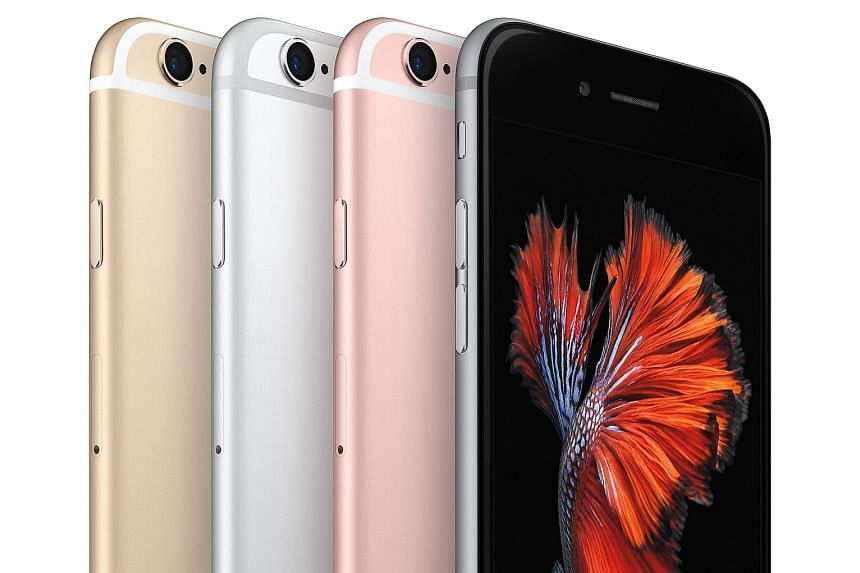 The Apple iPhone 6s, in four colours, has put on 14g but is still great to hold and handle.