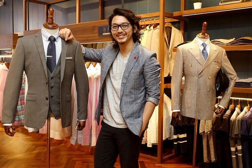 Having opened eight stores in Singapore, Benjamin Barker has reached the limits of its expansion in the country, says founder and creative director Nelson Yap, who is opening two stores in Melbourne next month.