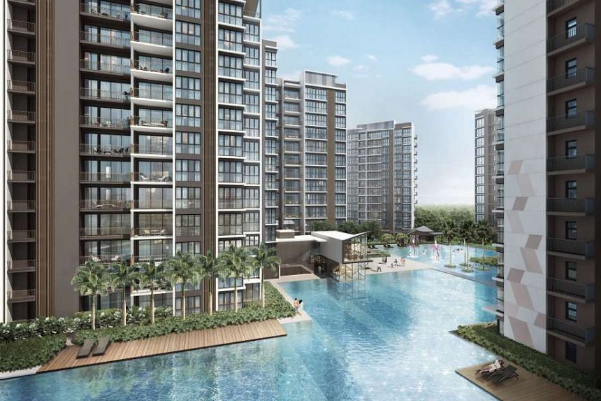 An artists impression of The Criterion at Yishun. PHOTO: City Developments Limited