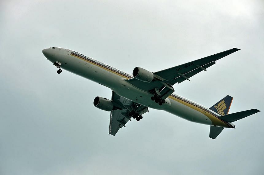 """SQ326 enroute to Frankfurt returned to Singapore on 22 September, due to a hydraulic fault,"" said an SIA spokesman."