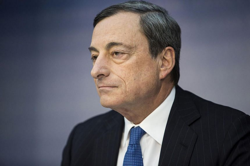 European Central Bank President Mario Draghi said it needs more time to assess whether to beef up its asset-buying programme.