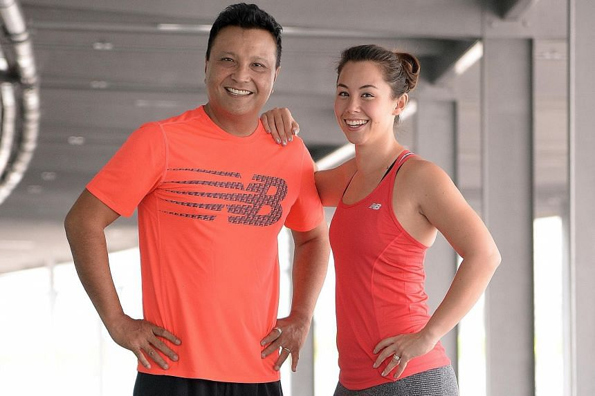 Ross Sarpani and Kelly Latimer are back as ST Run hosts. They are looking forward to seeing the smiles on the runners' faces at the finish line again.