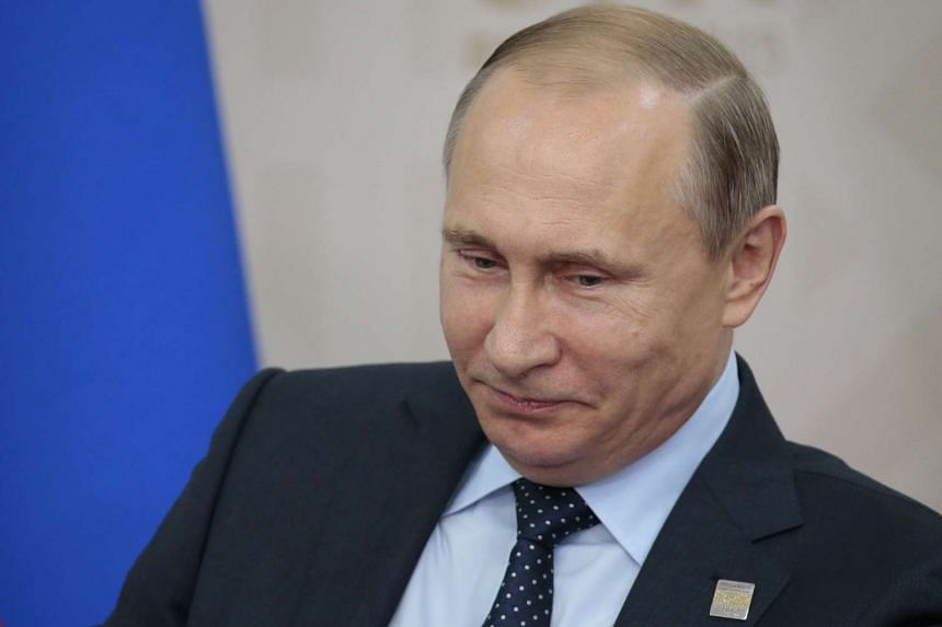 Putin will meet US leader Barack Obama during his visit to the UN in New York on Monday.