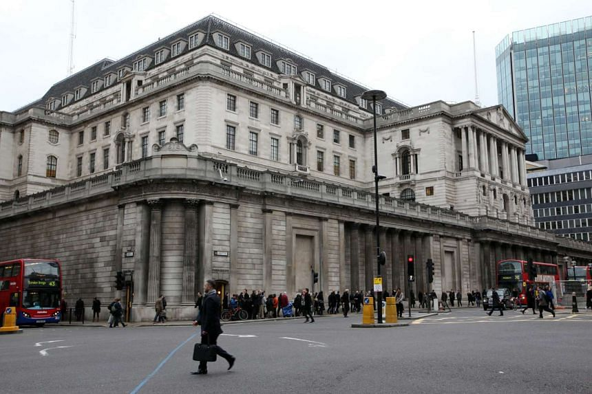 "The Bank of England said the UK financial-stability outlook ""remains challenging"" as its improved resilience was offset by increasing risks to the system from emerging markets."