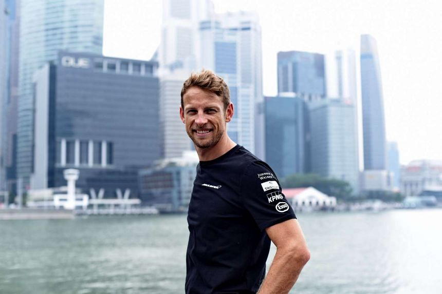 McLaren driver Jenson Button is speculated to be calling time on his Formula One career.