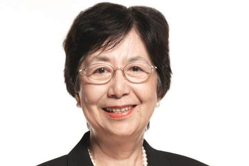 Dr Aline Wong has become the first female chancellor in Singapore's educational history.