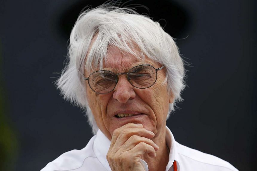 Bernie Ecclestone is unsure if Renault will rescue the Lotus Formula One team from its predicament.