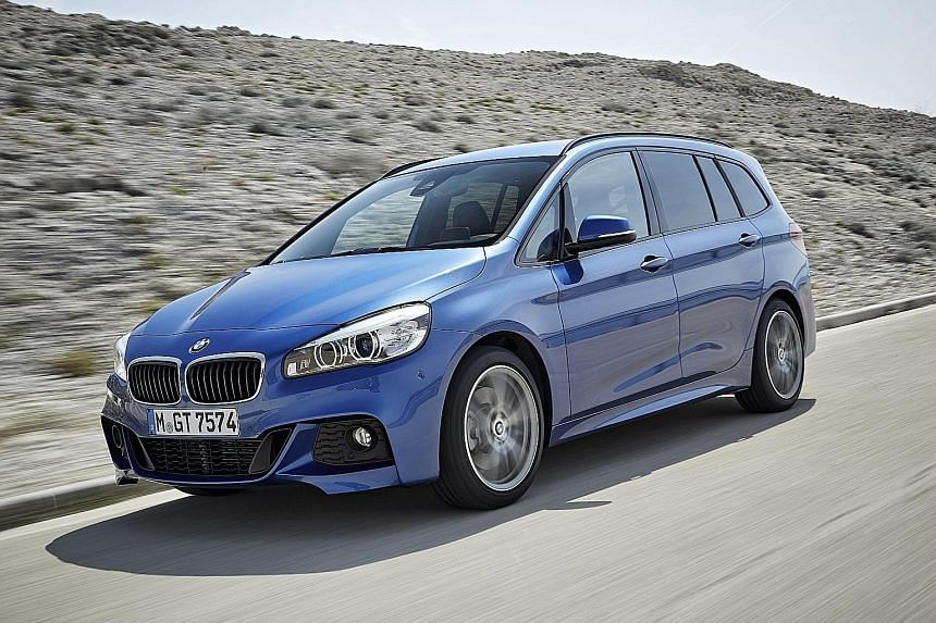 The seven-seat Gran Tourer is comfortable and quiet and offers plenty of boot space when the middle and rear seats are folded down.