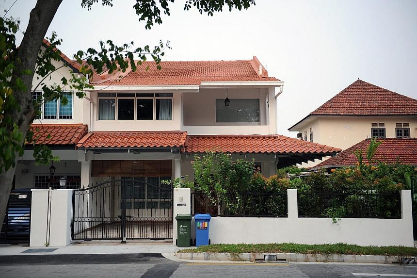 A smaller semi-detached house in Ceylon Road was bought using part of the proceeds.