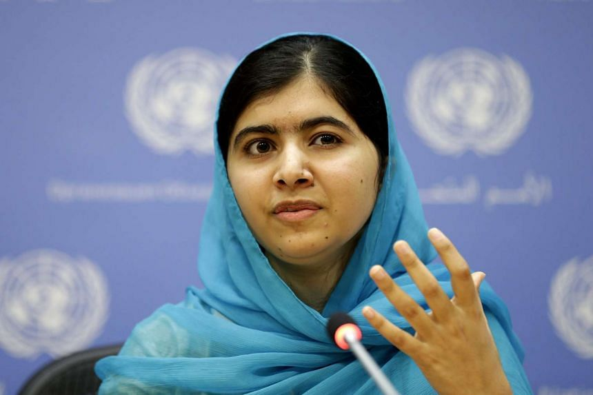 Nobel laureate Malala Yousafzai appealed for leaders to do more on Syria.