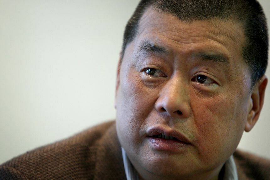 Media mogul Jimmy Lai was a financier and adviser of Occupy.