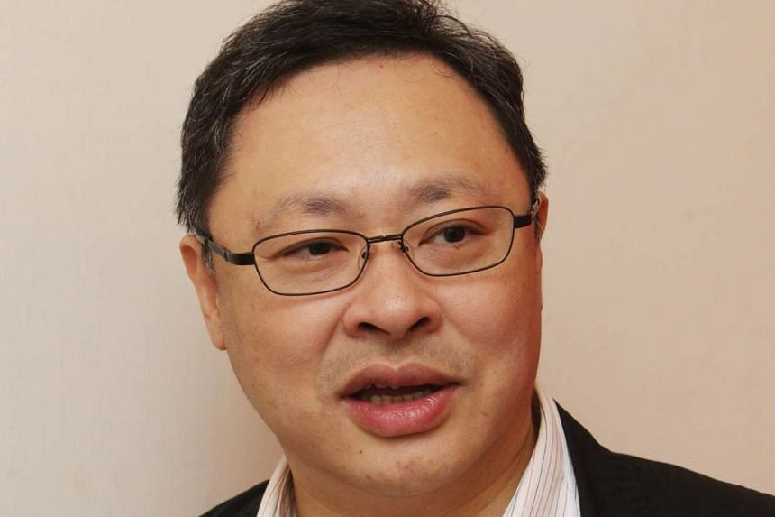 Occupy Central founder Dr Benny Tai.