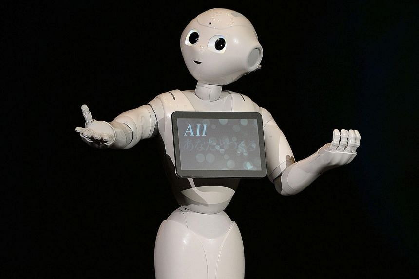 SoftBank, the company that sells the robot named Pepper, said lewd acts with the machine could trigger punitive action.