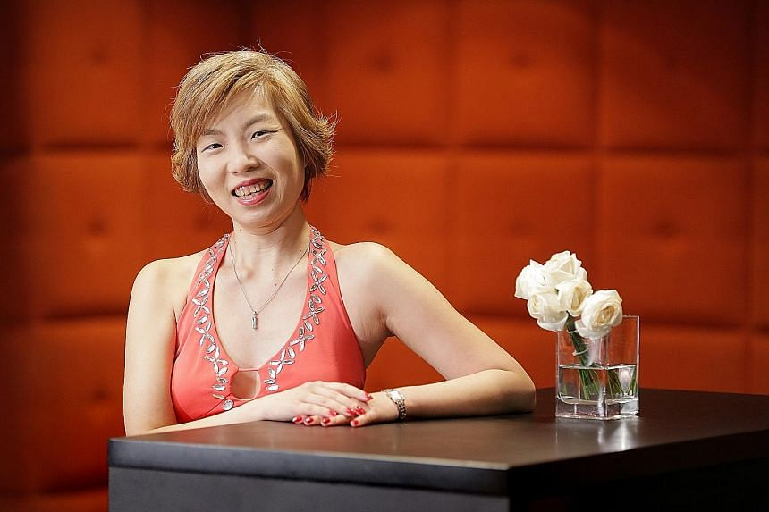 Ms Eunice Tan, a road accident survivor, left the legal sector to set up her own business, JPS Consultancy, in 2010. She says her guiding principles in investing are that money is something she can afford to lose and that it is fine that she does not