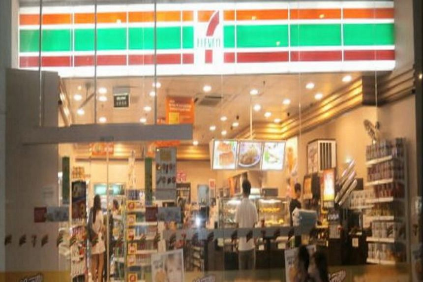 The 7-Eleven store at Cineleisure Orchard is no longer allowed to sell tobacco products.
