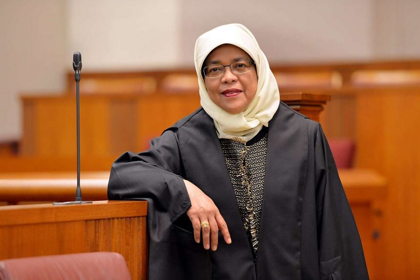Madam Halimah Yacob will be re-nominated as Speaker of Parliament when Parliament convenes in January.