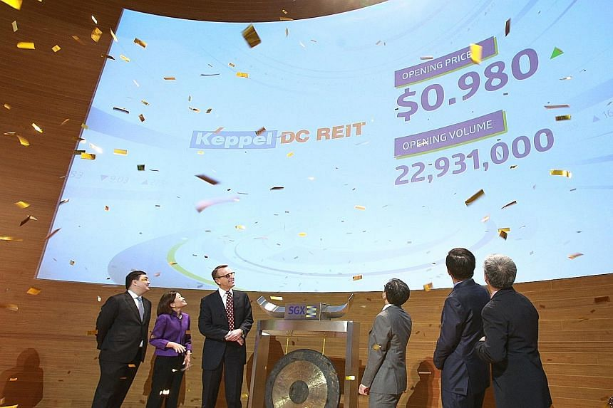 Keppel DC Reit's launch at the end of last year was seen as a sign of a year of exciting big IPOs to come but, so far this year, that has not been the case.