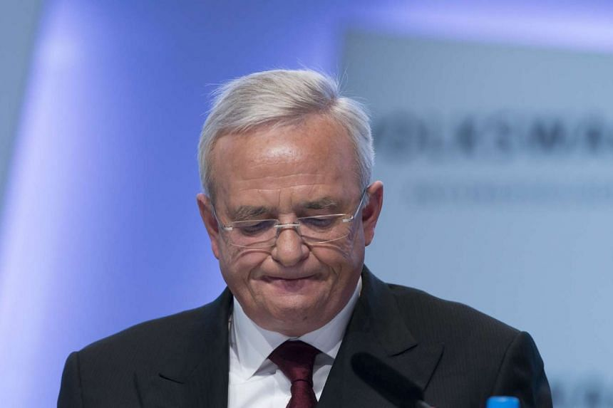 Prosecutors in Germany have opened a criminal probe into former Volkswagen AG Chief Executive Officer Martin Winterkorn.