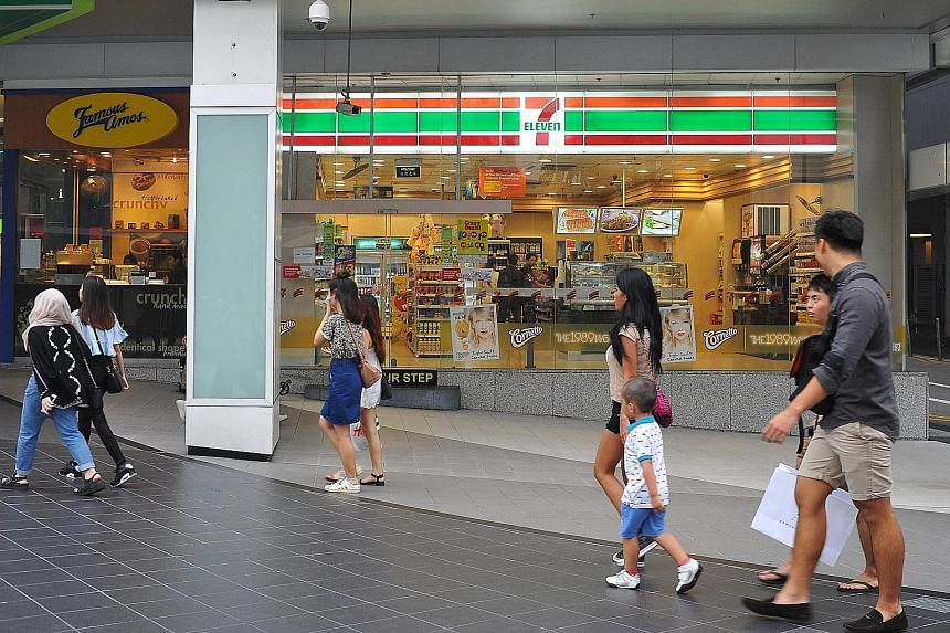 The tobacco licence of the 7-Eleven store at Cineleisure has been permanently revoked by the HSA after an employee was found to have sold tobacco products to someone under 18 years old, the second time it has happened at this outlet.