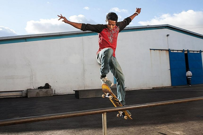Tokyo has recommended skateboarding (above), along with baseball/softball, karate, surfing and sports climbing for the 2020 Olympics. But there was disappointment for bowling, squash and wushu.